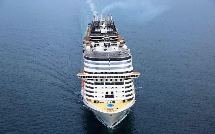 Rechazan a un crucero con argentinos en el Caribe por temor a una infección