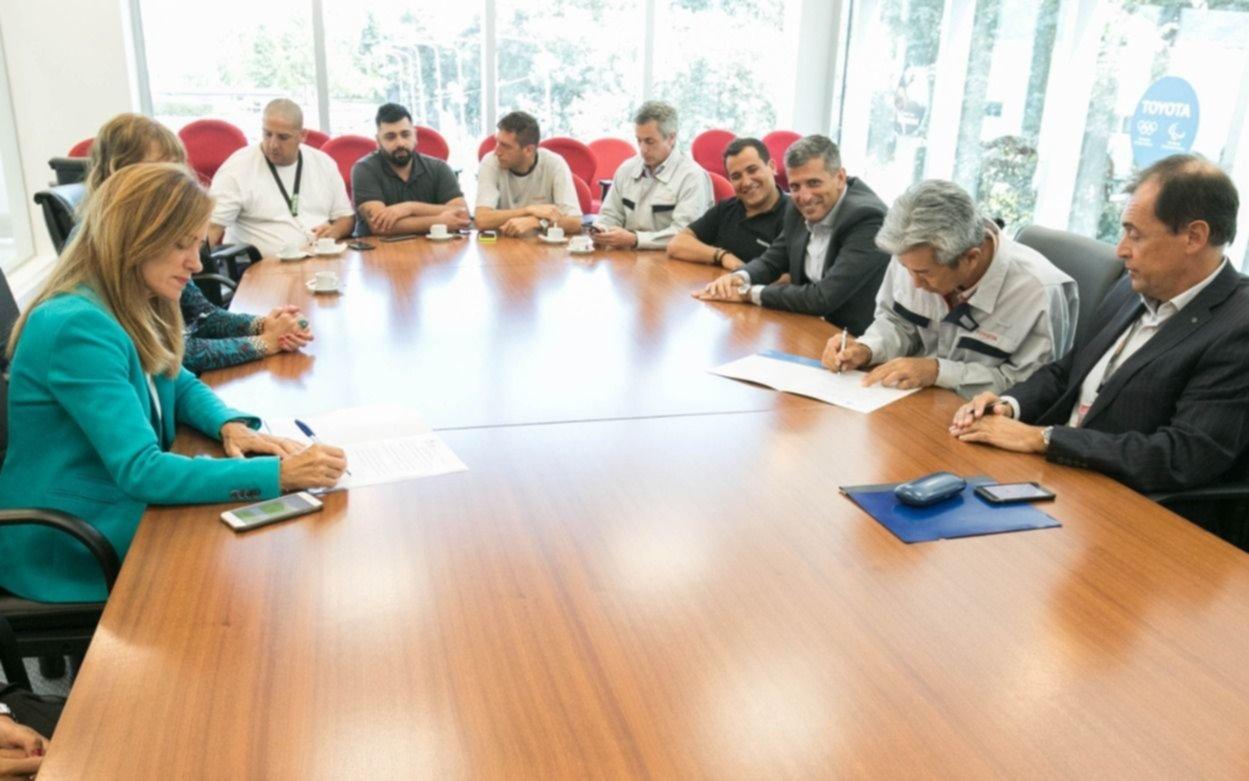 "Victoria Tolosa Paz:""La responsabilidad empresaria ya está camino a Salta"""