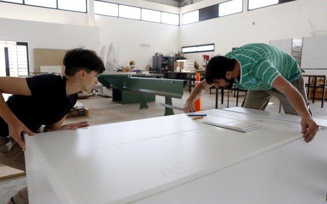 La escuela de oficios abre su inscripción con apoyo de la Fundación Florencio Pérez