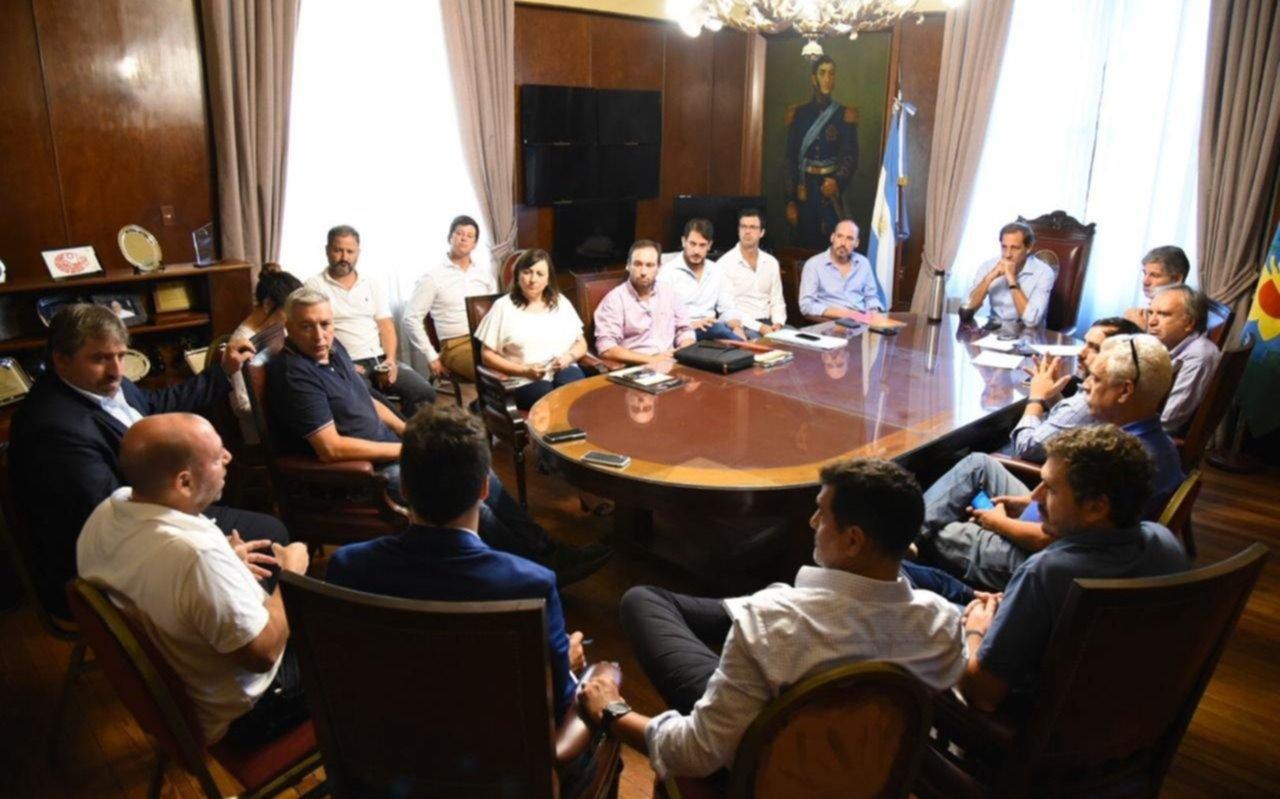 La Plata, en alerta por el dengue: Garro reunió a todo su gabinete