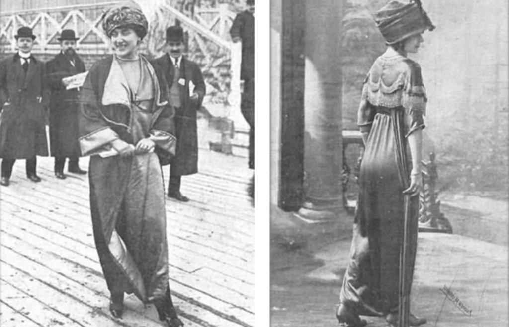 Falda-pantalón: una muestra de la revolución femenina