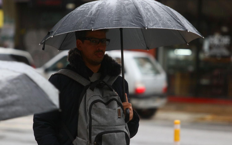 Diluvió en La Plata: más de 60 milímetros en pocas horas