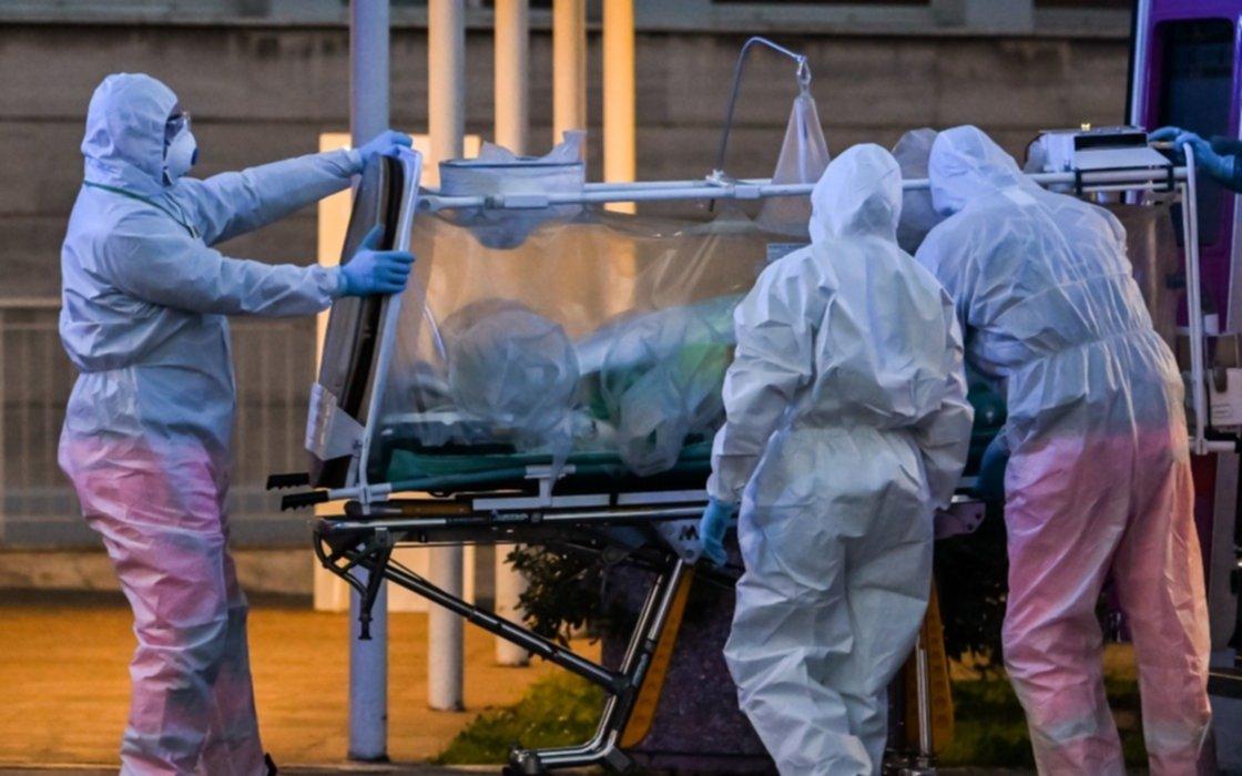 Coronavirus en Argentina: 163 muertes y 5.417 casos este lunes