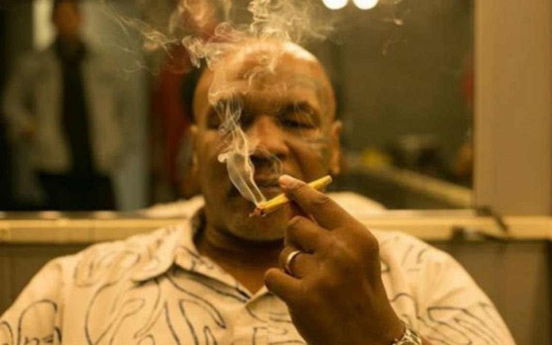 Mike Tyson gana más de medio millón de dólares mensuales vendiendo marihuana