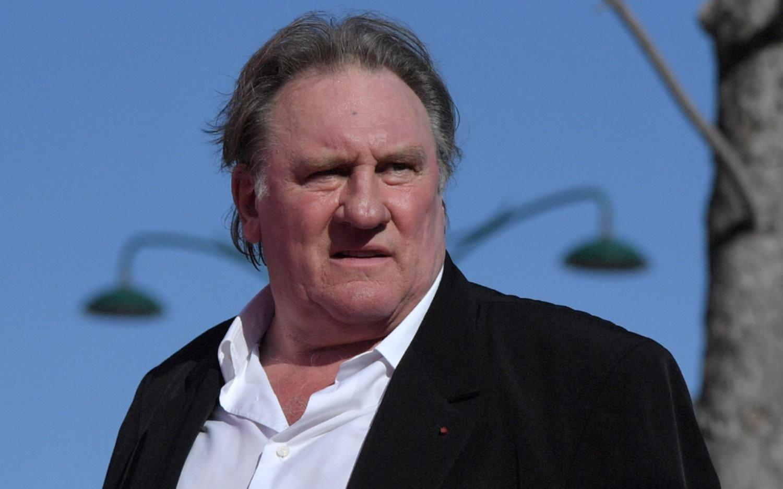 Gérard Depardieu es investigado por violación y violencias sexuales