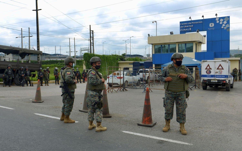Tensión en Ecuador: motines en cárceles dejan al menos 62 muertos