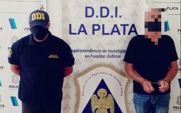 Detuvieron en La Plata a un abuelo degenerado por toquetear las partes íntimas de su nieta y sus amiguitas