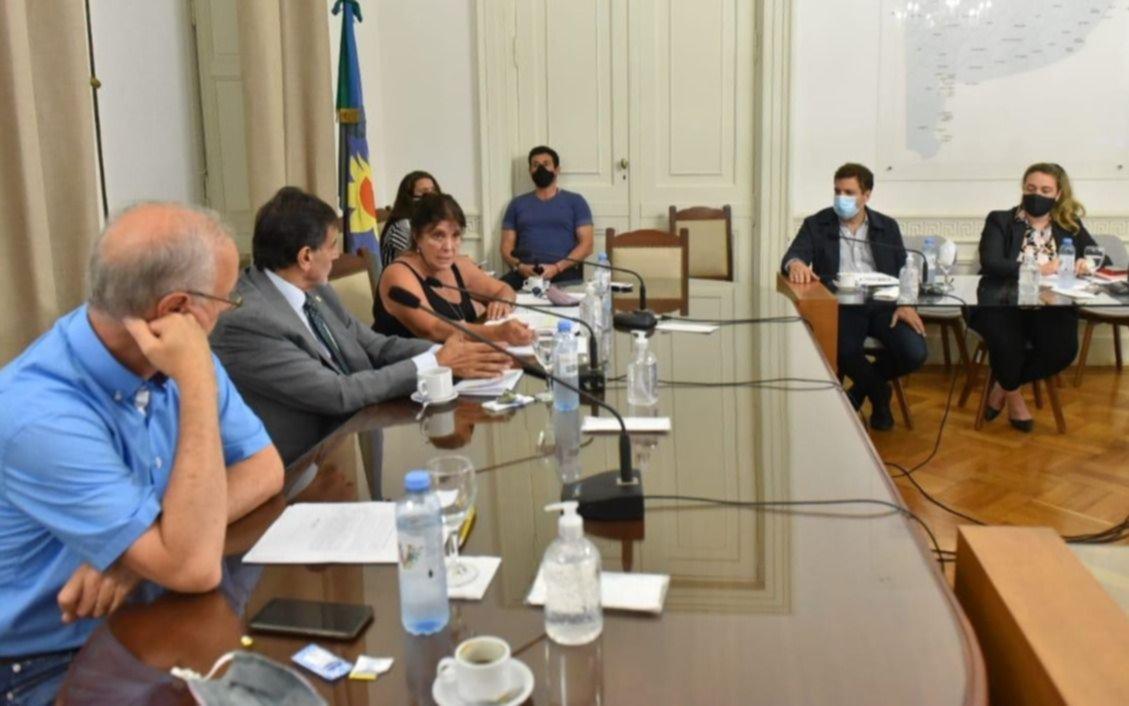 La Provincia presentó proyecto para la producción y comercialización de cannabis medicinal