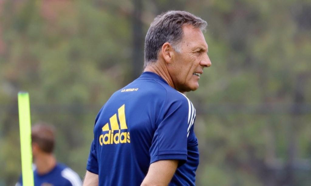 En Boca, Russo repite equipo ante Sarmiento