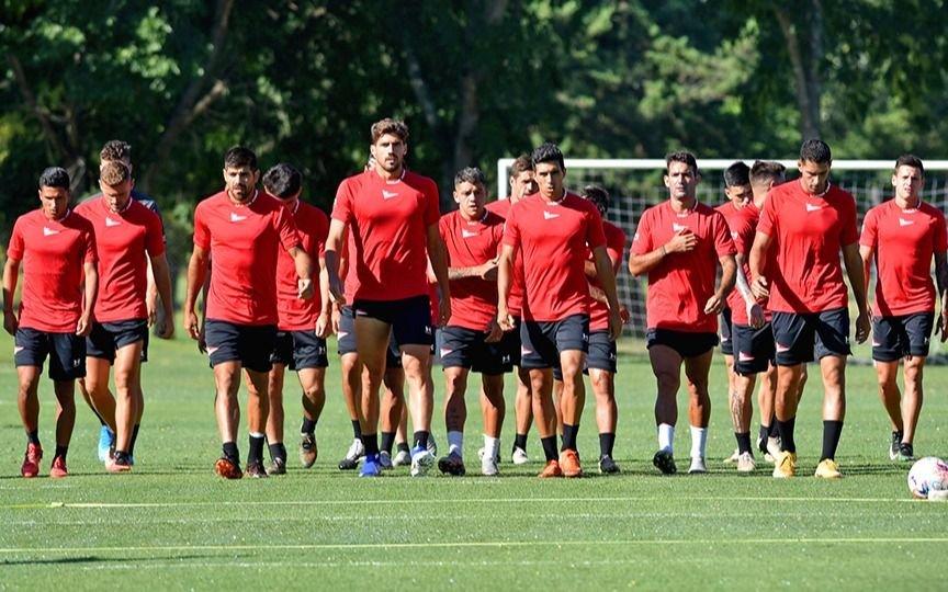 Informe Pincha.- Esperarán hasta último momento a Ayala y si no llega jugará Sánchez Miño