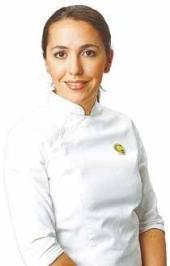 Narda Lepes cocina para famosos