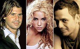 ¿Shakira, Antonito y Sanz protagonizan un video hot?