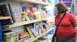 Aumentos del 30% en los libros para el colegio