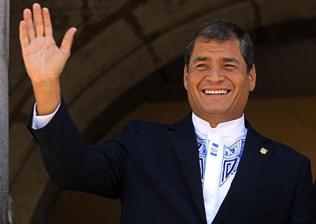 "Correa opinó que un triunfo de Trump le ""convendría"" a América latina"