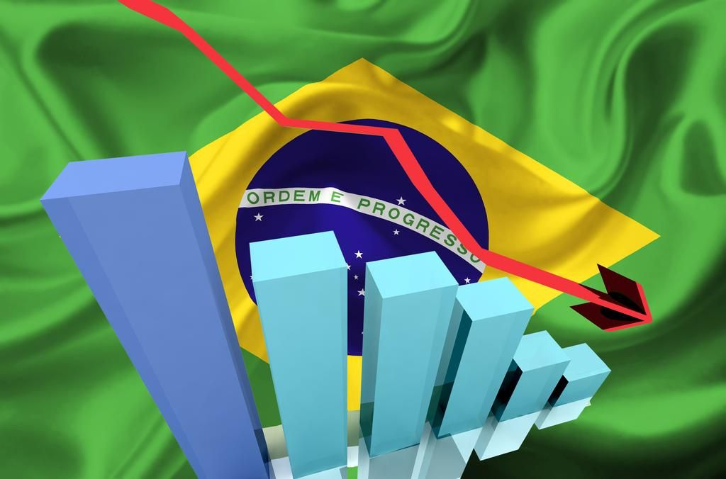 Resultado de imagen para brasil recesion