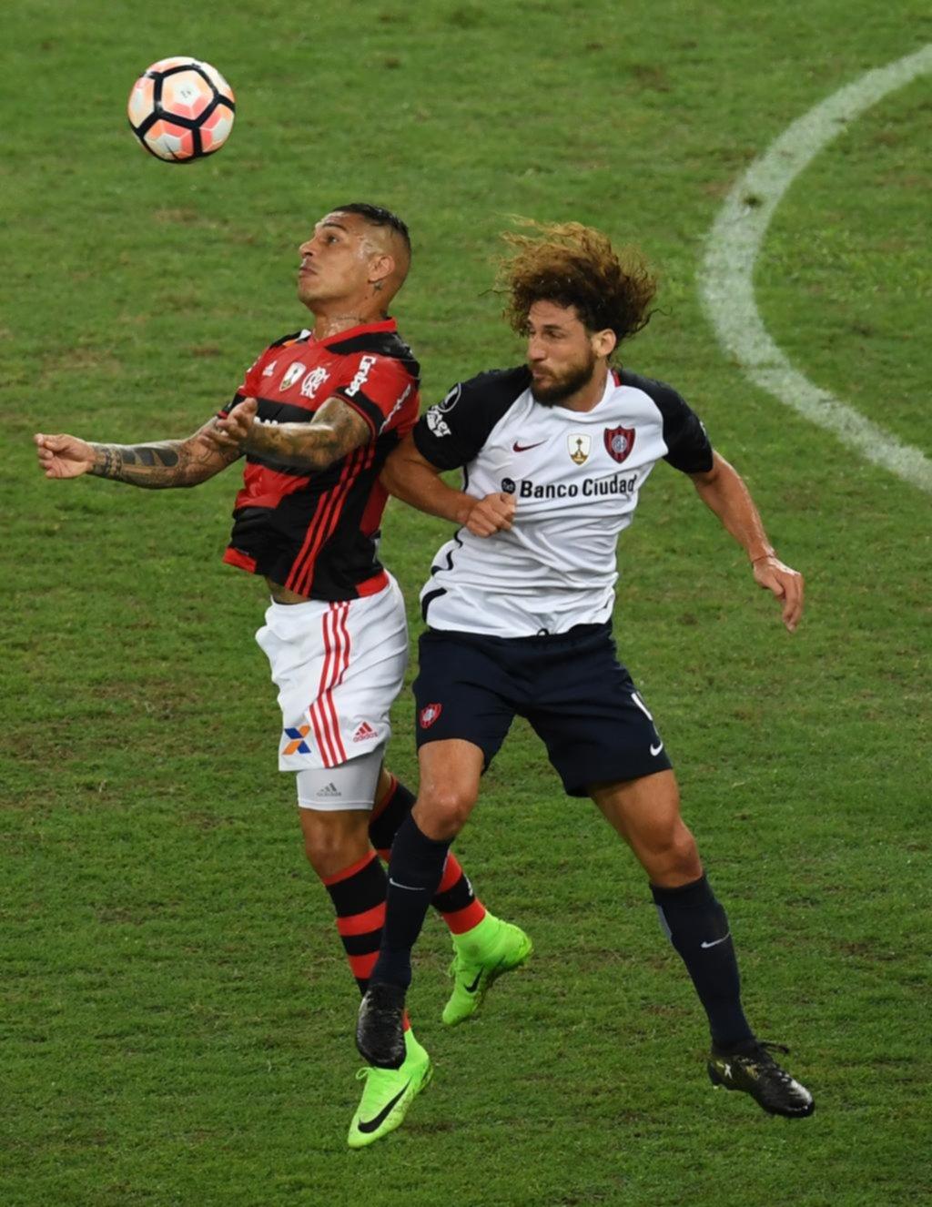 San Lorenzo arrancó goleado