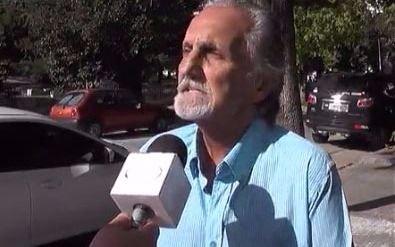 Video: piden más seguridad en la zona del Hospital Español