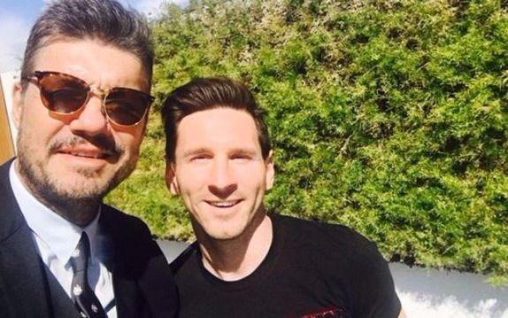Tinelli en la Selección: ya habló con varios jugadores y hoy se reúne con Messi