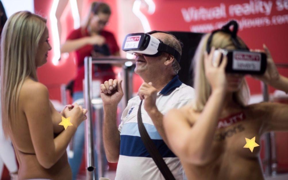 """""""El sexo vende"""": el erotismo le da alas al mundo virtual"""