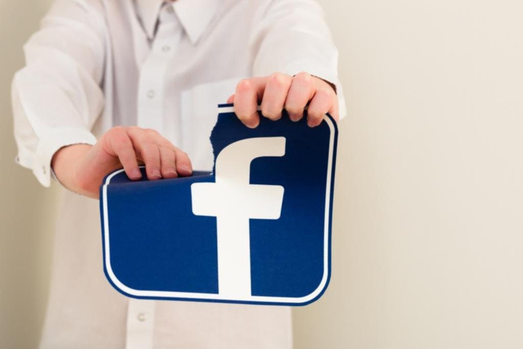 Me borré de Facebook