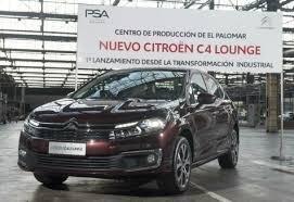 Citroën saca a la venta el flamante C4 Lounge producido en El Palomar