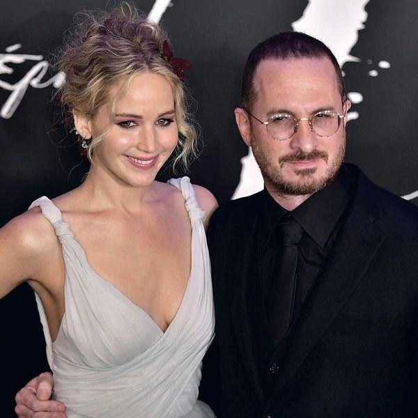 Jennifer Lawrence contó todo sobre su relación con Brad Pitt