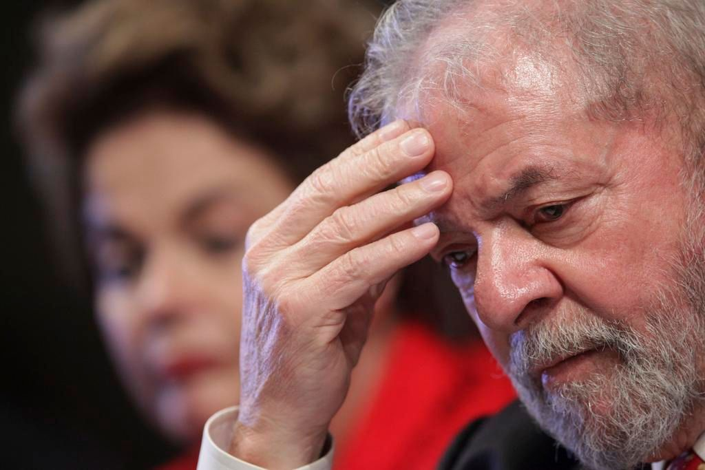 Revés judicial para Lula, que está a un paso de ir a la cárcel