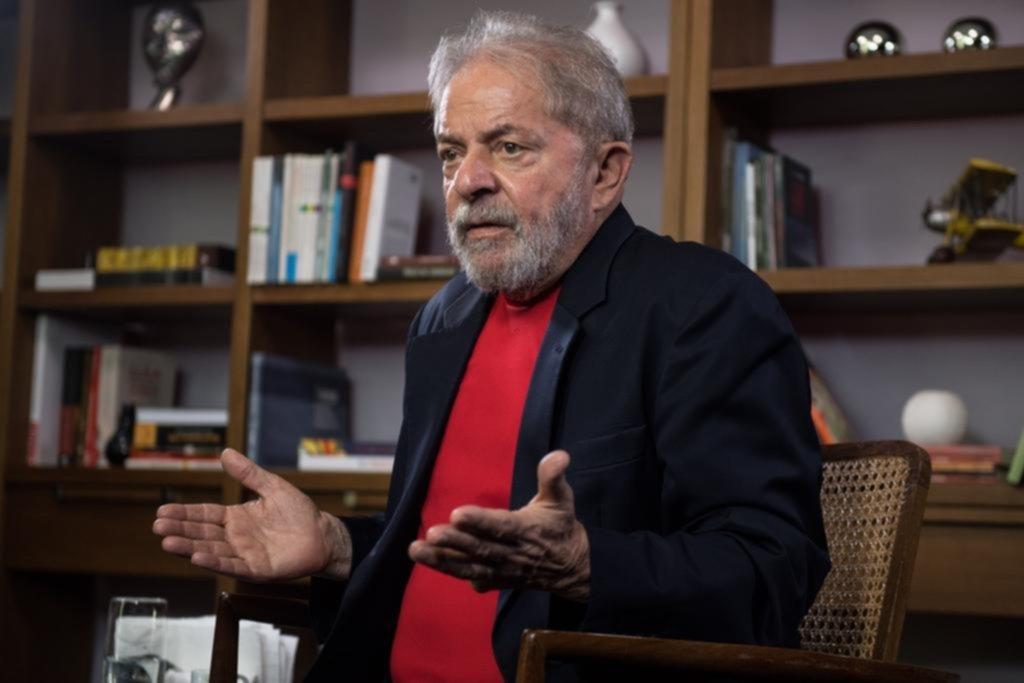 Advertencia de Lula, acorralado por la Justicia