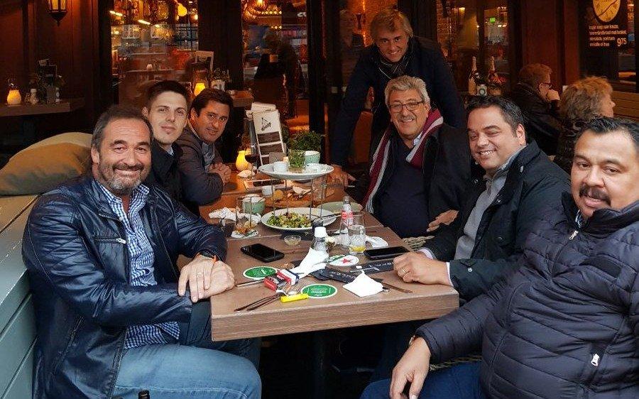 Concluyó la gira de Triaca y dirigentes gremiales por Europa