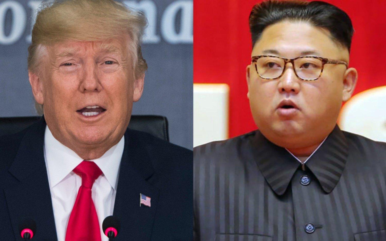 Trump aceptó reunirse con Kim Jong-un en mayo