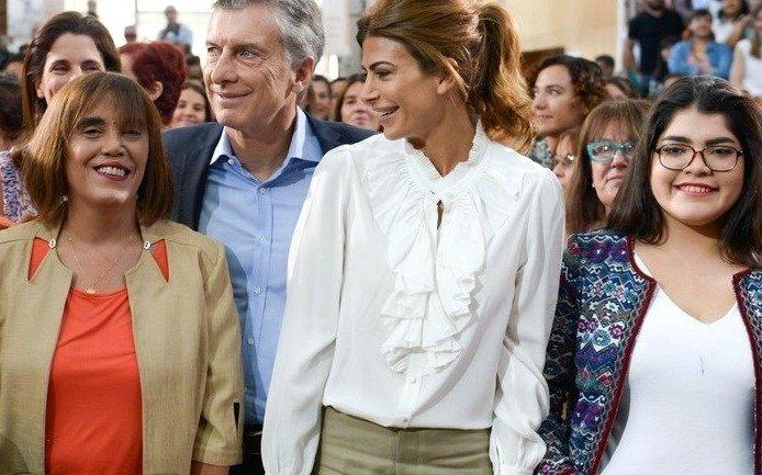 Macri brindó un discurso en el Día Internacional de la Mujer