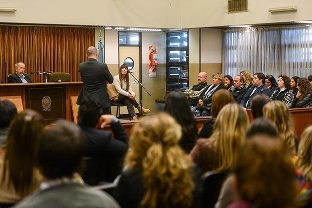 Cada vez hay más juicios por jurados en la Provincia: el 70% termina en condena