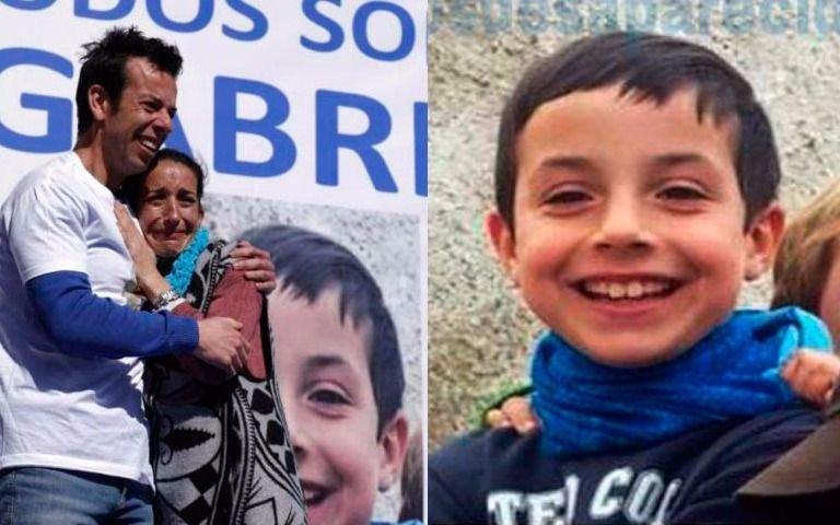 Gabriel, el nene al que llora toda España: tenía 8 años, era intensamente buscado y ayer lo encontraron muerto