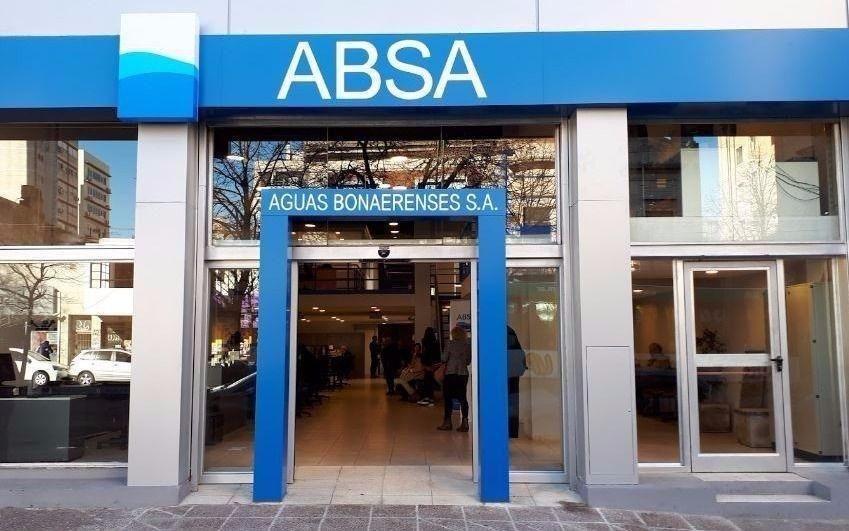 Oficializan el aumento del servicio de ABSA: será del 40% a partir de abril