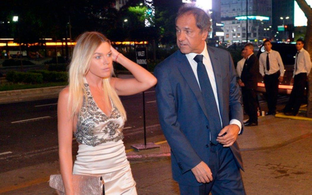 Daniel Scioli y Gisela Berger volvieron a separarse