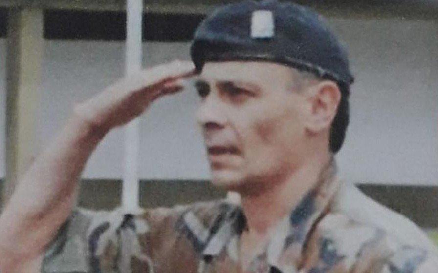 Fuerza Aérea: murió el jefe de Operaciones tras socorrer a vecino