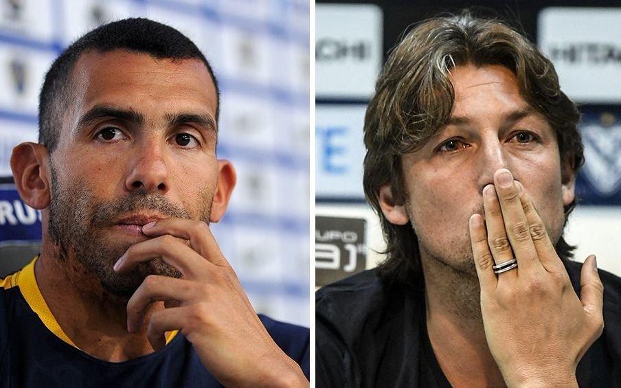 """""""Es probable que Tevez y Heinze tengan que dar algún tipo de explicaciones"""""""