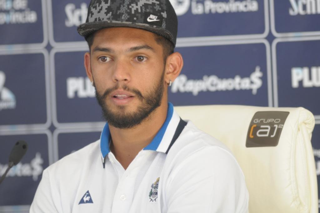 Omar Alderete, fue citado al seleccionado paraguayo