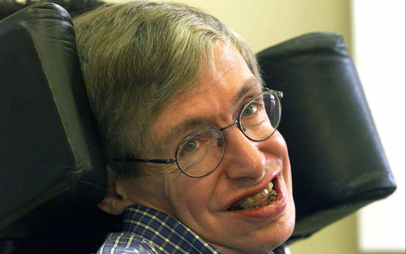 Murió el físico Stephen Hawking