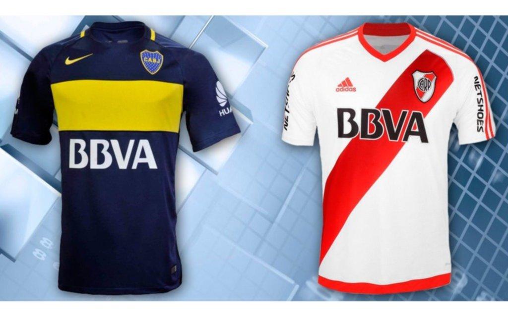 Los jugadores de Boca y de River que venden más camisetas