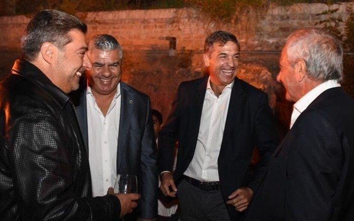 """Angelici y D'Onofrio cenaron juntos: """"Somos rivales, no enemigos"""""""