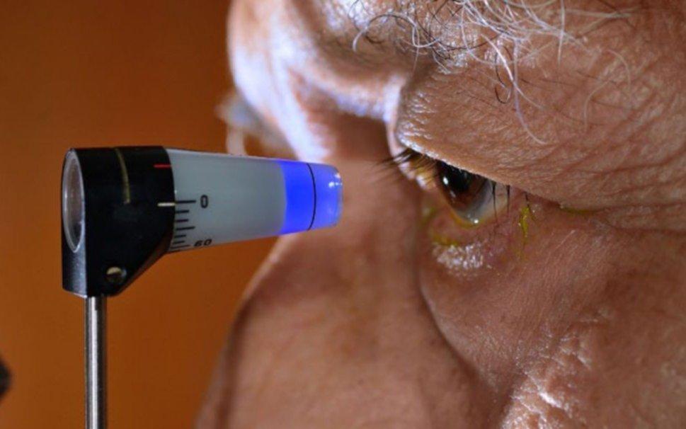 Los hospitales bonaerenses realizarán controles gratuitos para detectar glaucoma