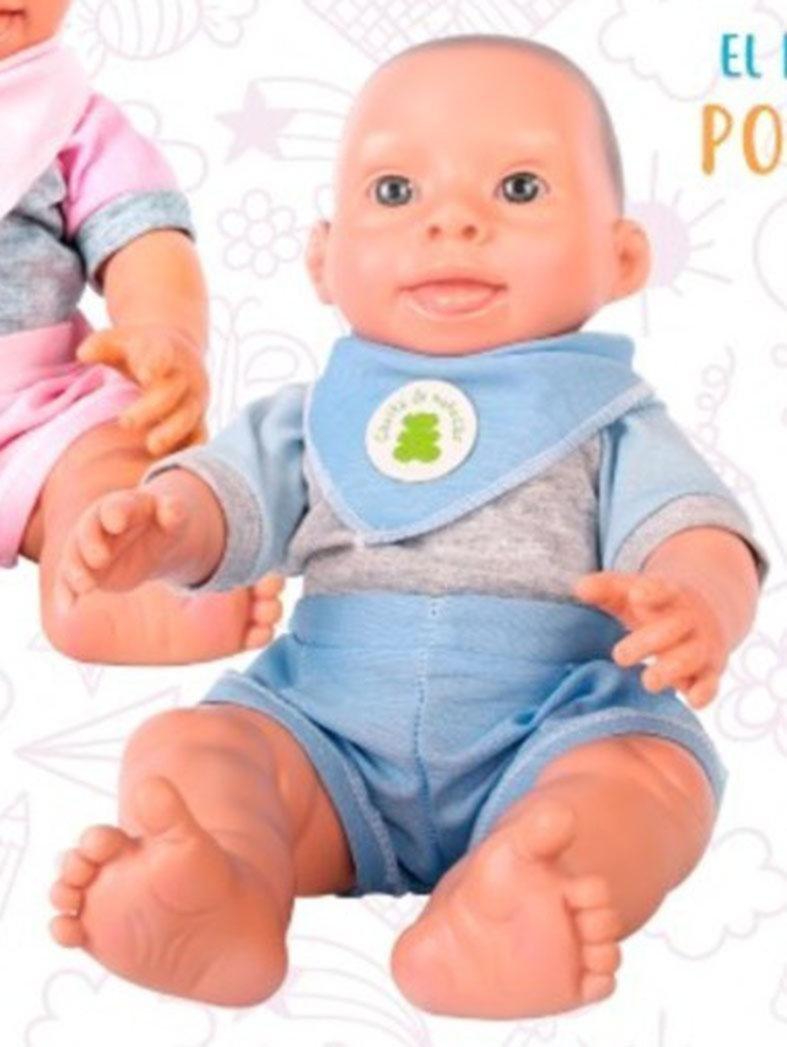 Juguetes inclusivos: presentan a Oli, el primer muñeco con sindrome de Down