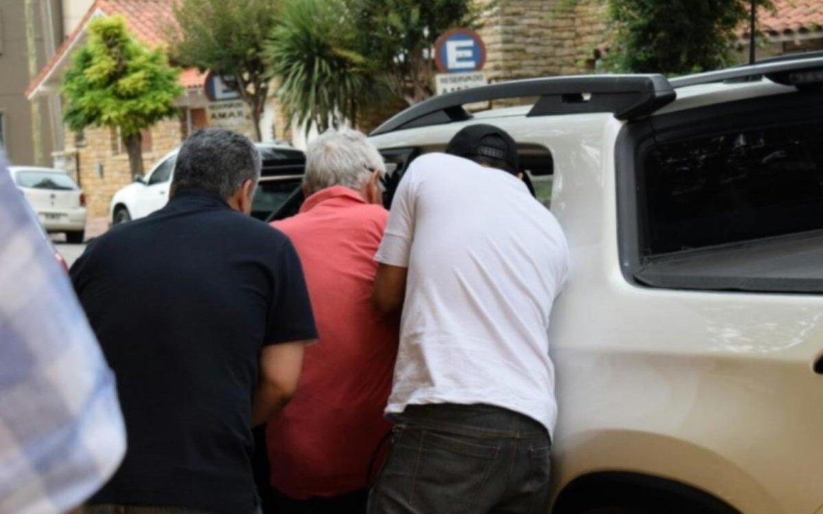 Etchecolatz volvió a la cárcel de Ezeiza tras más de dos meses de prisión domiciliaria