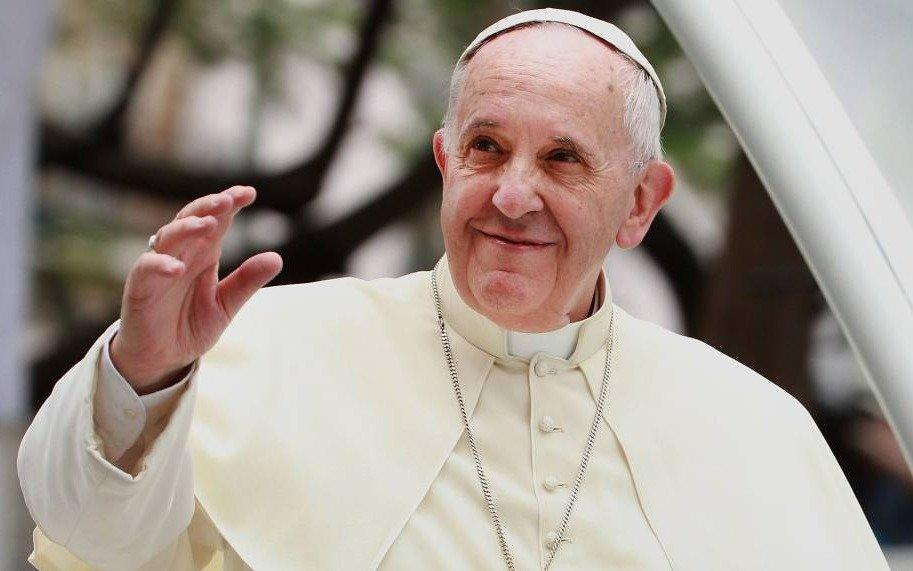 """El Papa pidió perdón a los argentinos """"que puedan sentirse ofendidos por mis gestos"""""""