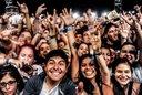 Con la lluvia al acecho, suspendieron la tercera  jornada del Lollapalooza