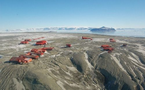 Encuentran muerto a un piloto de la Fuerza Aérea en la Antártida