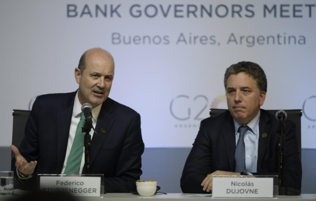 BCRA intervino para frenar suba del dólar