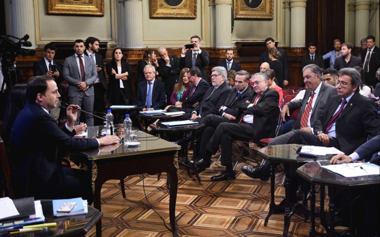 Senado: Cruces por el desafuero de Cristina enfurecieron a Pichetto