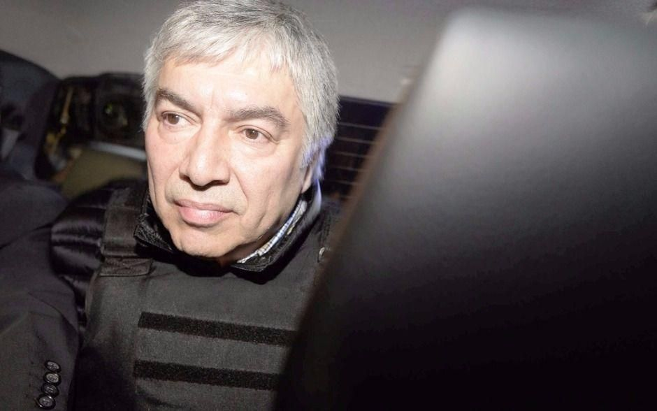 Según estos documentos Lázaro Bárez era el testaferro de Kirchner